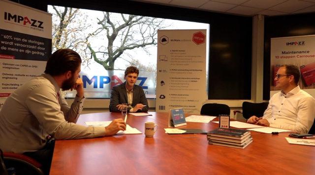 In gesprek met Impazz Maintain - Factory 4 Future partners